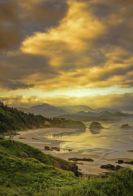 Photograph - Beach Reflections by Don Schwartz