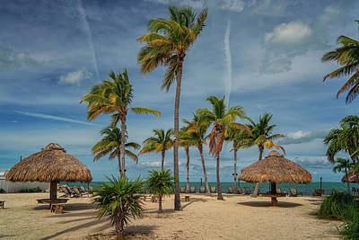 Photograph - Beach Resort In The Florida Keys Dsc01748_16 by Greg Kluempers