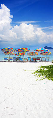 Photograph - Beach Retreat by Jorgo Photography - Wall Art Gallery