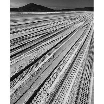 Photograph - Beach Road Photo By @pauldalsasso  At by Paul Dal Sasso