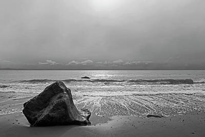 Photograph - Beach Rock by Inge Riis McDonald