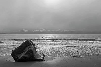 Photograph - Beach Rock by Inge Riis McDonald