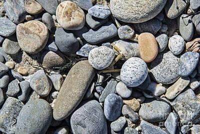 Photograph - Beach Rocks by Alana Ranney