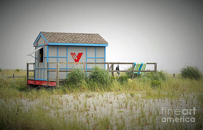 Photograph - Beach Shack by Denise Pohl