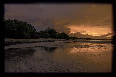 Beach Photograph - Beach Shine by Michael Frizzell