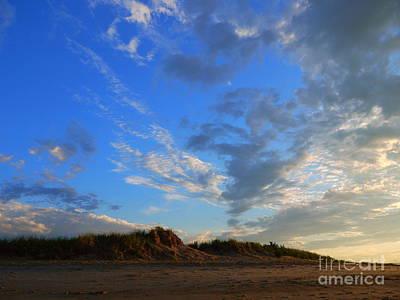 Photograph - Beach Sky by Nancie DeMellia