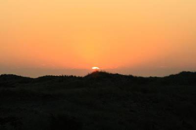 Photograph - Beach Sunrise by Christopher Kirby
