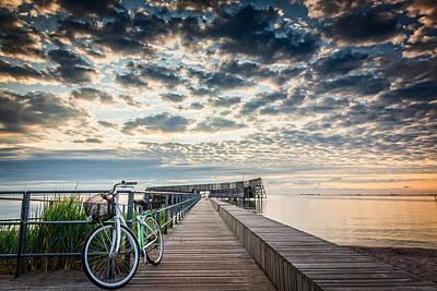 Photograph - Beach Sunrise II by Stefan Nielsen