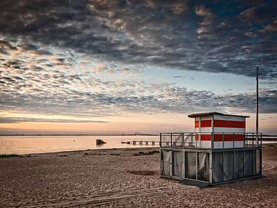 Photograph - Beach Sunrise Iv by Stefan Nielsen