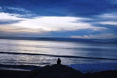 Photograph - Beach Sunset Dreamer 2 by Matt Harang