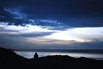 Photograph - Beach Sunset Dreamer by Matt Harang