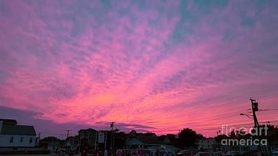 Photograph - Beach Sunset by Marlene Williams