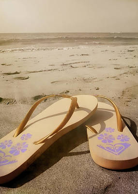 Beach Therapy Art Print by JAMART Photography