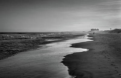 Photograph - Beach Walk by Denis Lemay