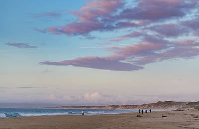 Photograph - Beach Walking by Jingjits Photography