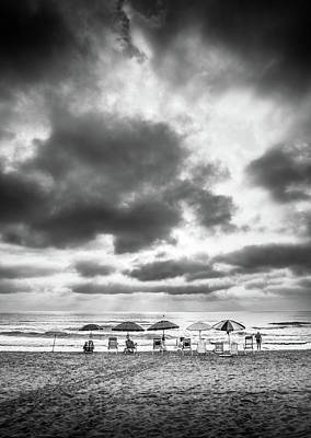 Photograph - Beach Weather  by Gary Gillette