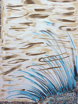 Painting - Beach Winds by Steven Macanka