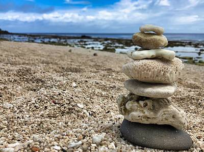 Photograph - Beach Zen by Brian Eberly