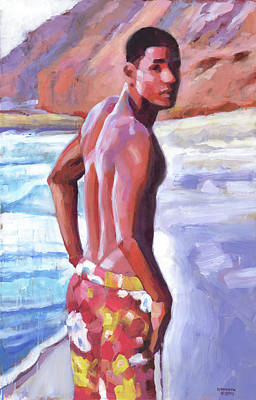 Beachboy Sunrise Original