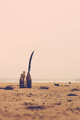Photograph - Beached by Amber Dopita