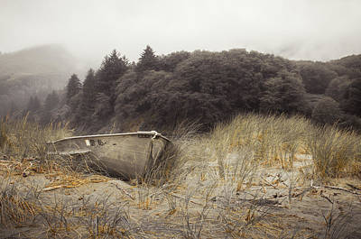 Photograph - Beached by Don Schwartz