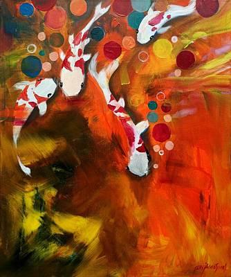 Painting - Beached by Jun Jamosmos