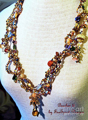 Jewelry - Beaches II by Patricia Griffin Brett