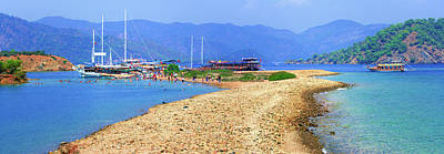 Photograph - Beaches Of The Aegean by Sun Travels