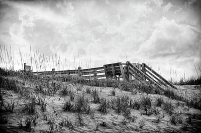 Photograph - Beachfront by Marvin Borst