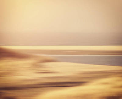 Beachscape Art Print by Wim Lanclus
