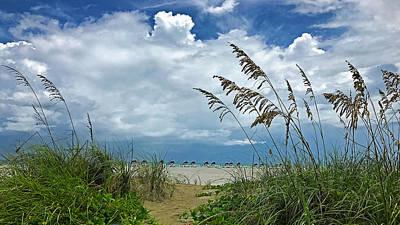 Photograph - Beachway by Ron Dubin