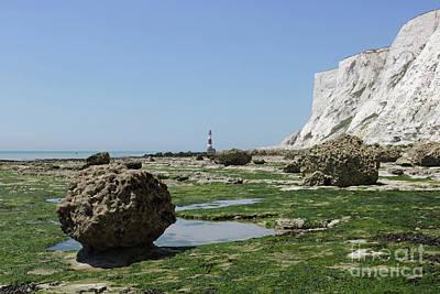 Photograph - Beachy Head East Sussex by Julia Gavin