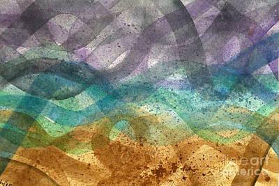 Beachy Art Print