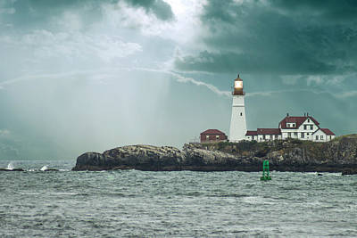 Photograph - Beacon Of Light by Mike Braun