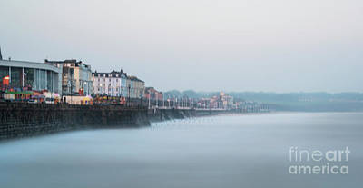 Photograph - Beaconsfield Promenade by David  Hollingworth