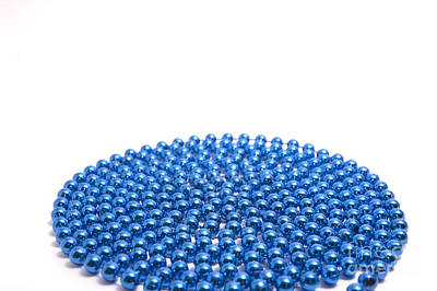 Beads Photograph - Bead Circle Ld by Andy Smy