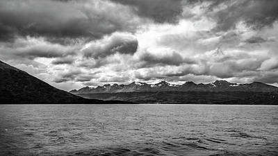 Photograph - Beagle Channel by Maria Coulson
