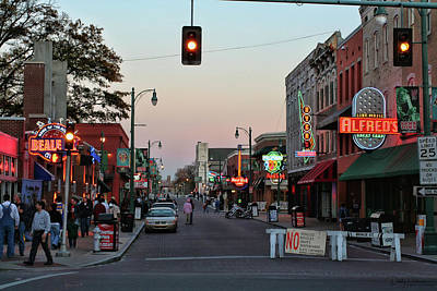 Photograph - Beale Street by Debby Richards