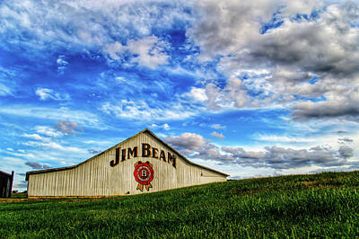 Photograph - Beam Hill 2  by Joseph Caban