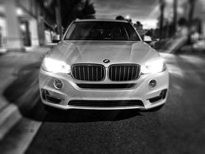Photograph - Beamer by Michael Albright