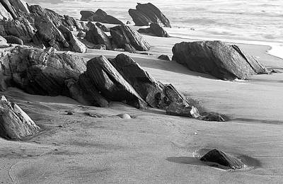 Photograph - Bean Hollow Beach by John Farley