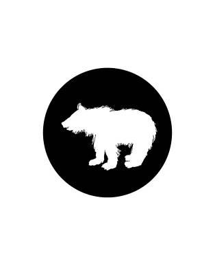 Animal Lover Digital Art - Bear Cub by Steph J Marten