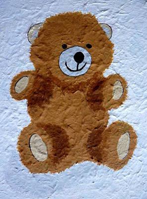 Painting - Bear Hug by Pj Artman