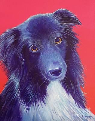 Painting - Bear by Hunter Jay