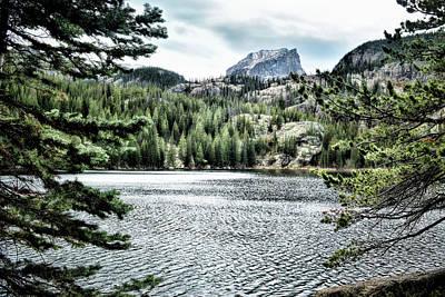 Photograph - Bear Lake by Ann Powell