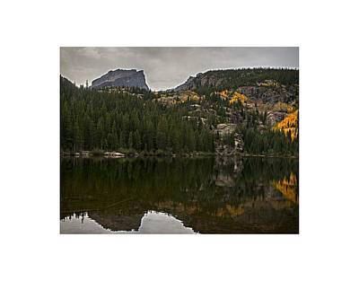 Photograph - Bear Lake  Rocky Mountain National Park by Al Reiner