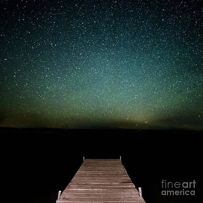 Astro Photograph - Bear Lake Stars by Twenty Two North Photography