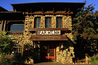 Photograph - Bear Mountain Inn by Raymond Salani III