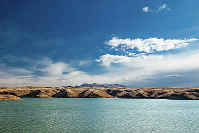 Upper Lake Photograph - Bear Paw Blue by Todd Klassy