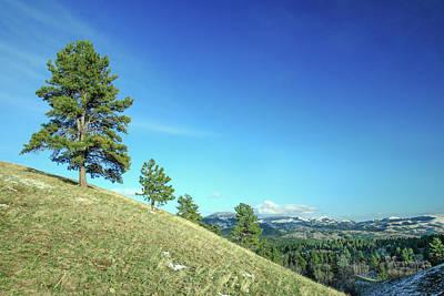 Photograph - Bear Paw Vista by Todd Klassy
